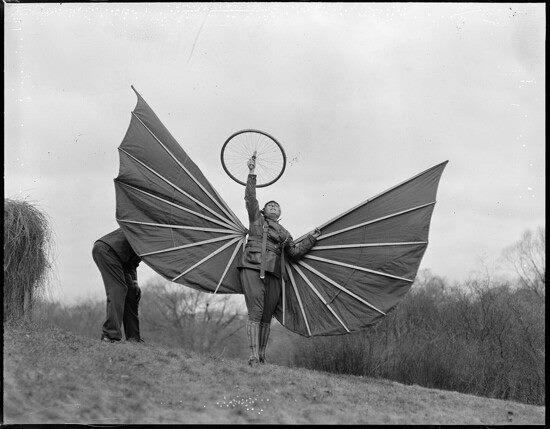 Pionier deltavliegen