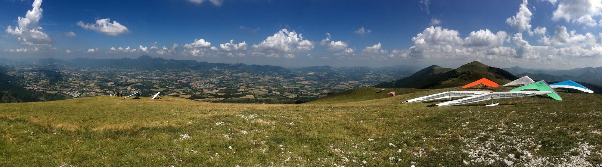 Tre Pizzi (Monte Gemmo)